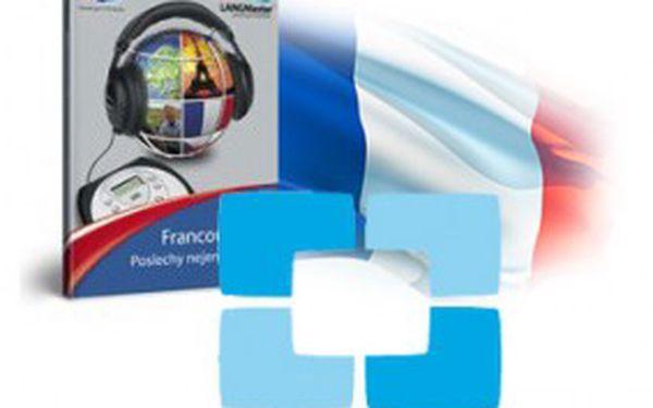 Francouzština Poslechy nejen na cesty - 3x audio CD