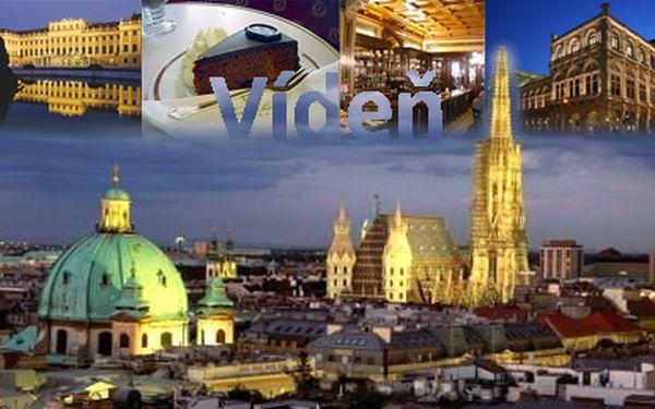 Jednodenní výlet do jarní Vídně: prohlídka města s průvodcem, cestou malý snack, volný program, nákupy v obchodech známých značek na populární Mariahilfer Straße, nebo třeba oblíbený Prater.