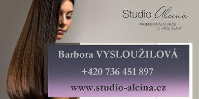Kadeřnické studio Alcina