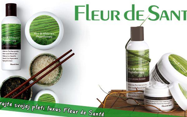 Doprajte svojej pleti luxus s prírodnou kozmetikou Rice & Tea Therapy. Balíček od Fleur de Santé Vám teraz ponúkame s výnimočnou 67% zľavou - len za 12,99€