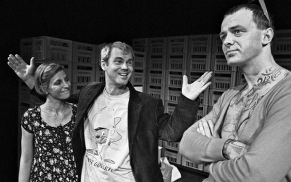 Divadlo v Celetné představuje Claudius a Gertruda, Komunismus či Tattoo. Divadelní spolek Kašpar opět zve za kulturou jen za 145 Kč! Speciální májová nabídka na představení dle Vašeho výběru za polovic!