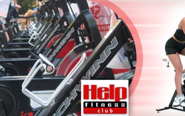 6 vstupů na indoor cycling se slevou 51 % za skvělých 289 Kč!! Buďte v kondici, tvarujte své tělo a ušetřete s námi 281 Kč!!