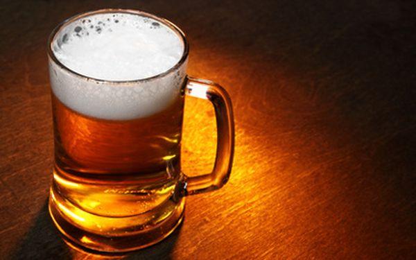 Krásných 39 Kč místo 95 Kč za dvě piva Plzeň 12° a balíček arašídů! Za hrst drobných parádní důvod vyrazit si s přáteli! V baru BarBar mají fotbálek a šipky, takže nudit se rozhodně nebudete! :)