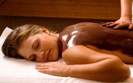 Luxusní čokoládová masáž jen za 375 Kč namísto 750 Kč! Relaxujte a nechte se celých 60 minut hýčkat kouzelnou čokoládovou směsí, která Vám dodá energii a zjemní Vaši pokožku! Dopřejte tělu mimo jiné také antioxidanty, které zpomalují stárnutí kůže.