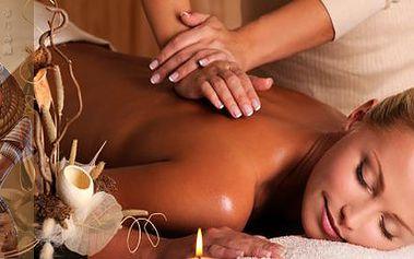 Uvolňující, relaxační a harmonizující hodinová masáž bohyně ISIS zakončená masáží hlavy!
