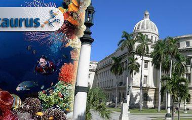 Super sleva na zájezdy na Kubu! Voucher v hodnotě 9 000,- za pouhé 3 000,- VELKÁ SLEVA! Vyberte si ten, který Vás láká nejvíce. Úžasná dovolená v Karibiku je Vám právě na dosah!