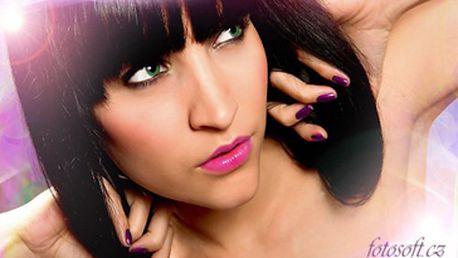 Dokonalé Glamour (akty) fotografie za 4700 Kč namísto 10 000 Kč! 2x make-up a hair-styling, 4-5 x změna styling oblečení, vizážistka po celou dobu focení, 13 softwarově upravených fotografií vybraných zákazníkem, retuš dle domluvy. Sleva 53%!