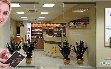 Hýčkejte si svůj vzhled! Salon Relax Vám věnuje maximum - nyní v péči o obličej. Liftingová kúra, úprava obočí, maska na oční partie a následné líčení. Prvotřídní kosmetika!