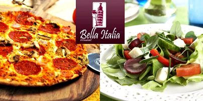 Bella ItaliaRestaurace