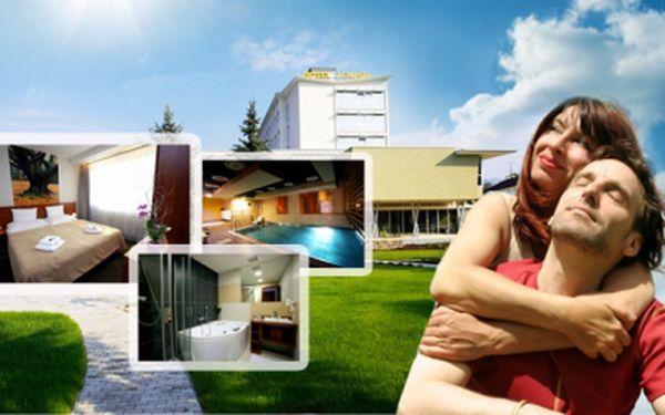Luxusní pobyt pro dva v hotelu Jánošík**** spolu se stravou a wellness v příjemném prostředí Nízkych Tater nyní s exkluzivní 53% slevou! Jen 2399 Kč na tři dny!
