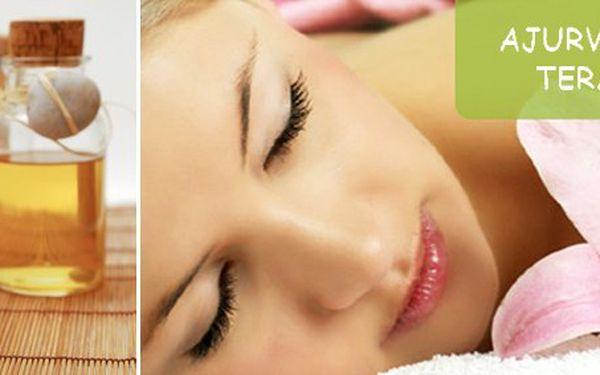 499 Kč za detoxikační ajurvédskou pleťovou terapii. Příjemných 160 minut efektivního pročišťování a povzbuzování těla a mysli se slevou 54 %.