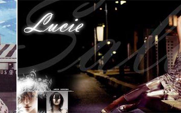 Dopřej svým vlasům luxus, který si zaslouží. Sleva 70 % na mytí, stříhání, foukání a konečný styling v kadeřnickém studiu Lucie značkou REVLON.
