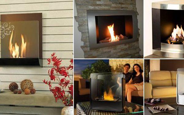 Pořiďte si krb do vašeho bytu. Nepotřebujete žádný komín ani jiný odtah spalin. Zažijte romantiku večera s plápolajícím ohněm i v bytě. Poukaz na nákup bio - krb slevou 42%. Jen za 1999 Kč budete mít pravé teplo domova i v bytě.