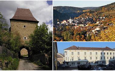 Zajeďte si na týdenní pobyt pro dva v hotelu Vltava ve Vimperku a to za neuvěřitelných 3.500 Kč! Udělejte si poznavací výlet do malebného městečka Vimperk, často nazývané branou Šumavy nebo městem pod Boubínem.