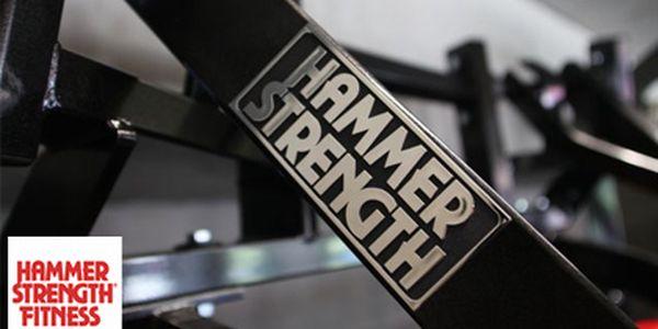 349 Kč (běžná cena 770 Kč) za 10 vstupů do nového Hammer Strength Fitness. Se slevou 54 % získáte permanentku s platností 2 měsíce! Zapracujte na své postavě pomocí světové špičky v posilovacích strojích!