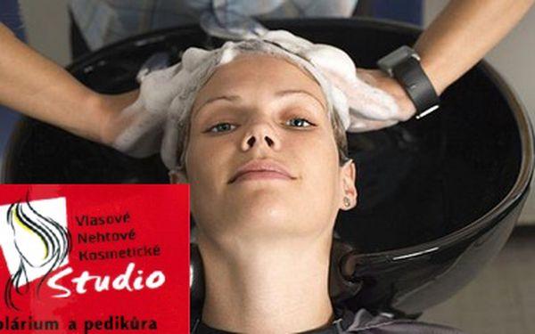 Jen 225 Kč za mytí, stříhání, foukání a styling vlasů ve vlasovém studiu v Kollárově ulici. Dokonalý střih i účes v kadeřnickém salonu v centru Plzně s 55% slevou!