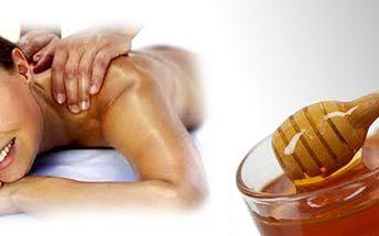 Dopřejte si relaxaci dvakrát za sebou! Jeden den zažijete medovou detoxikační masáž a v jiný den pak masáž klasickou. Využijte tuto neopakovatelnou cenovou nabídku!