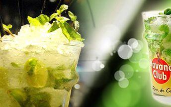 1x 3l maxi kyblík Mojita až pro 6 osob s 51% slevou za pouhých 235 Kč! Pozvěte kamarády a sdílejte s nimi pořádně velkou sklenici osvěžujícího drinku s pravým Havanským rumem. Užijte si jedinečný večer v baru 100dola v samém srdci Ostravy a ušetřete s n