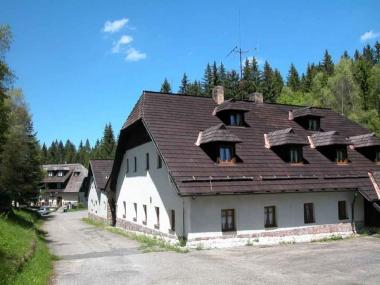 Horský hotel Popelná