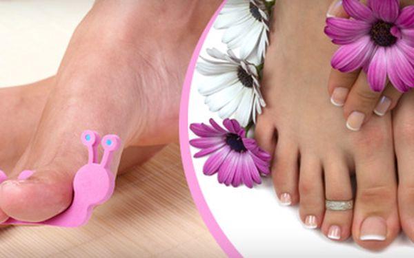 Gelová modeláž nehtů na nohou s 56% slevou za skvělých 122 Kč! Připravte své nohy na letní sezónu a dopřejte jim novou image. S námi ušetříte 158!