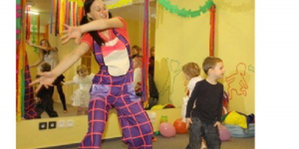 8 lekcí CVIČENÍ RODIČŮ S DĚTMI ve věku 3-5 let! Buďte svému dítěti oporou ve věku, kdy Vás nejvíce potřebuje!