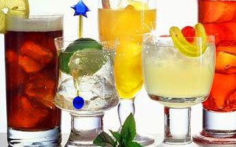 Jen 80 kaček za 2 KOKTEJLY dle výběru: Mojito, Mai Tai, Cuba Libre, Sex On the beach, Pina Colada a neboTequilla Sunrise v mezinárodním hudebním clubu Black & White (2 patra, 3 bary a 2 taneční parkety). Vezměte přátele a přijďte se pobavit. Sleva 50%!!!