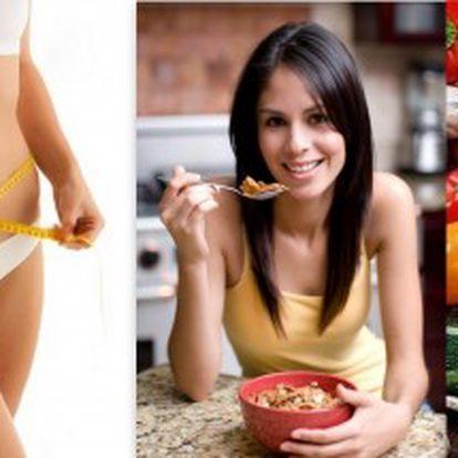 Konzultace v dietologické poradně pro 1 osobu za skvělých 270 Kč. Udělejte první krok k perfektní postavě a zdravému životnímu stylu!