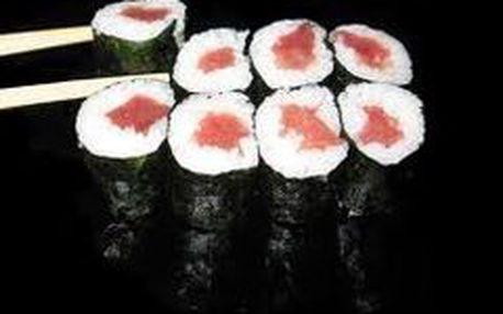 Len 2,99 EUR za 10 kúskov maki vo WASABI SUSHI BARE!!! Spoznaj chuť Japonska v 40 % zľave!!!