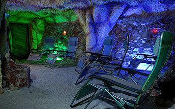 Nadechněte se zdraví v originální solné jeskyni v Ústecké poliklinice POUZE ZA 65 Kč.Dopřejte si regeneraci organismu a relax jako při pobytu u moře.