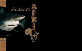 Nádherná kniha nejen o žralocích. Kniha Čelisti Afriky od Richarda Jaroňka. V pořadí čtvrtá kniha autora je volným pokračováním předcházející knihy Tiger shark - hyena moří. Nyní můžete knihu zakoupit s 50% slevy. Součástí knihy je také DVD a PRAVÝ ŽRALOČ