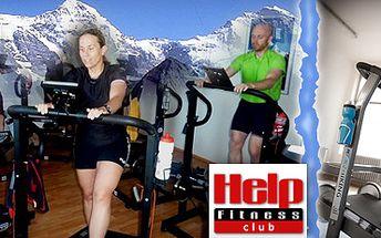 6 vstupů na indoor walking - Alpinning se slevou 51 % za skvělých 294 Kč!! Vyzkoušejte velmi efektivní aerobní cvičení pod vedením instruktora!! Ušetřete s námi 306 Kč!!