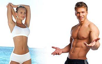 Za neopakovatelnou cenu 555 Kč získejte 8 vsutpů do fitness plus 1 trénink s trenérem! (původní cena 760,- + 350,- Kč). Zlepšete svou kondici a formujte problémové partie nyní s 50% slevou! Nespoléhejte na diety a hubněte aktivně ve Fitness BRAVO!