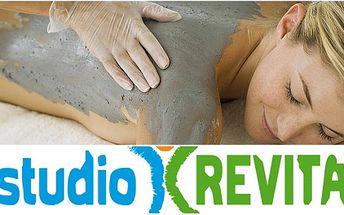Nechte se hýčkat a zajděte si na BAHENNÍ ZÁBAL VE WELLNESS BOXU! Ideální pro ošetření celé kůže! Redukuje celulitidu a hydratuje pokožku! Nyní ve Studiu Revita s úžasnou 62% SLEVOU!!