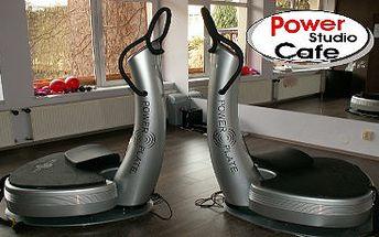 5 lekcí slektorem na speciálních Power Plate® cvičících strojích, které využívají zdokonalenou formu vibrací se slevou 361Kč. Toto cvičení přináší nový rozměr do kondičního cvičení a zdravého životního stylu.