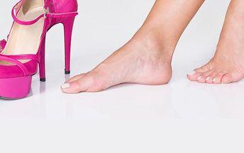 Léto se blíží a s ním nošení sandálků a otevřených botek. Nenechte se zaskočit a dopřejte si ošetření Vašich nohou mokrou pedikůrou. Profesionální péče, poradenství, příjemné prostředí studia Eva na hotelu Moskva.