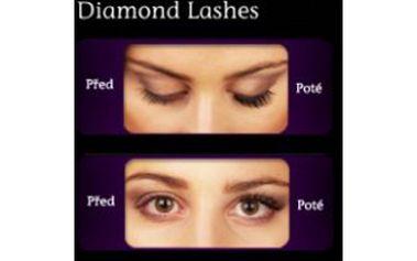 45% Permanentní prodlužování řas Diamond Lashes v hodnotě 1925 Kč !! Využijte této jedinečné nabídky!!!