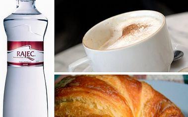 Zajděte si s partnerem na 2 pressa s mlékem, k tomu získejte 2 croissanty a 2 vody Rajec a to za skvělých 69 Kč! Vše získáte ve stylové kavárně Bounty Rock Cafe a to s 53% SLEVOU!!