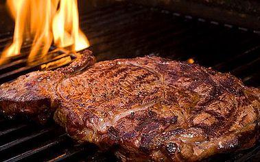 Jen 209 Kč za 300g masa, bramboráky, 2 omáčky a nezapomenutelný řecký salát! Oběd či večeře pro dva! Mix Grill v tradičním prostředí s 53% primaslevou!