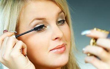 Jen 399 Kč za poradenství v oblasti líčení! Získejte cenné rady a vyzdvihněte své přednosti! Naučte se být krásná každý den s 67% primaslevou!
