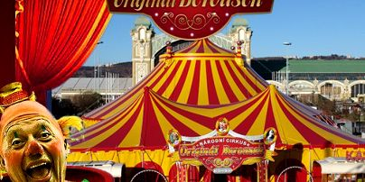 Národní Cirkus Originál Berousek