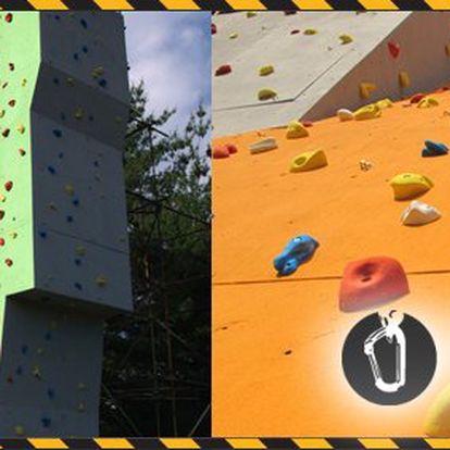 249 Kč za vstup na horolezeckou stěnu pro 2 osoby, s kompletní výbavou a dohledem instruktorů. Vydejte se vzhůru s 50% slevou.