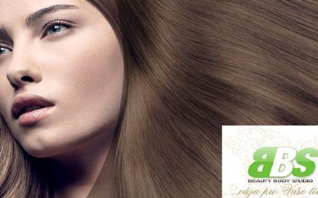 Za neskutečnou cenu 399 Kč získejte KOMPLETNÍ PÉČI O VLASY. Akce se slevou 71% obsahuje vyšetření vlasů a vlasové pokožky Optickou kamerou, Hair Spa (=exfoliace vlasové pokožky, šamponová terapie, sérum, maska a masáž), stříhání, foukání a styling.