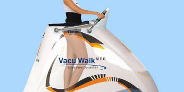 Cvičte efektivně s přístrojem VacuWalk s 51% slevou! Připravte se na plavkovou sezónu, zatočte s celulititou a tuky. Využijte poukaz na 1x30 minut jen za 122 Kč.