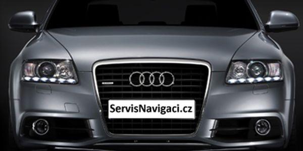 Máte BMW či AUDI a nebaví Vás anglické či německé menu? Nabízíme Vám češtinu pro Audi jen za 3499 Kč nebo pro BMW za 4999 Kč!
