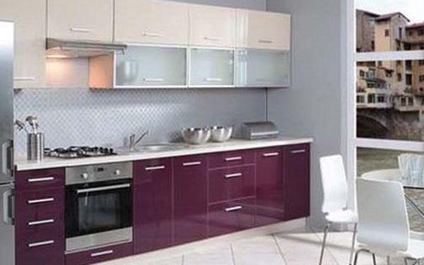 Kupte si kuchyň svých snů! Poukaz na slevu na sestavy kuchyně KLIK v hodnotě 8000,- Kč pouze za 500,- Kč (sleva 94%).
