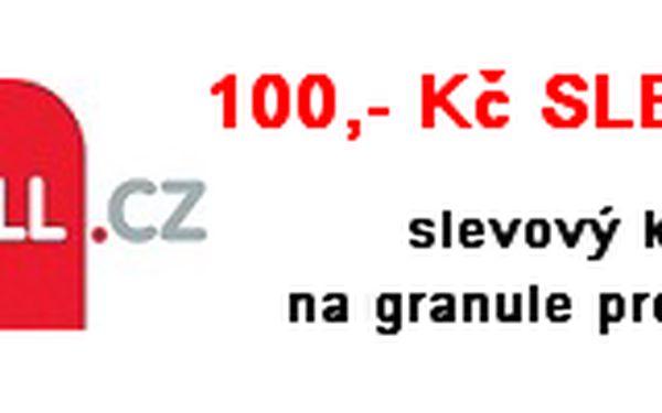 Žrádlo pro psy s kuponem v hodnotě 100 Kč od Mall.cz. Dopřejte svému mazlíčkovi to nejlepší!