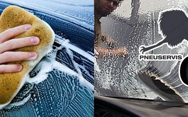 Jen 179 Kč za KOMPLEXNÍ RUČNÍ UMYTÍ VAŠEHO AUTA! Nabídka zahrnuje ruční mytí vozu včetně čištění interiéru, plastů, kol, oken a kompletního vyluxování včetně kufru!