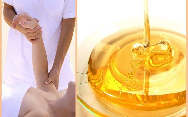 Jarní detoxikace Vašeho organizmu MEDOVOU MASÁŽÍ v délce trvání 30 – 40 minut! V centru Prahy se slevou 50 % jen za 179 Kč!! Stačí lžíce medu a dokonalá masáž vašich zad zkušenou masérkou a budete se cítit o poznání lépe! Při chronických zdravotních probl