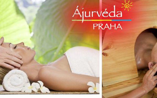 490 Kč za originální ájurvédskou masáž dle vlastního výběru. 75 minut dokonalého uvolnění díky tradiční indické medicíně se slevou 55 %.