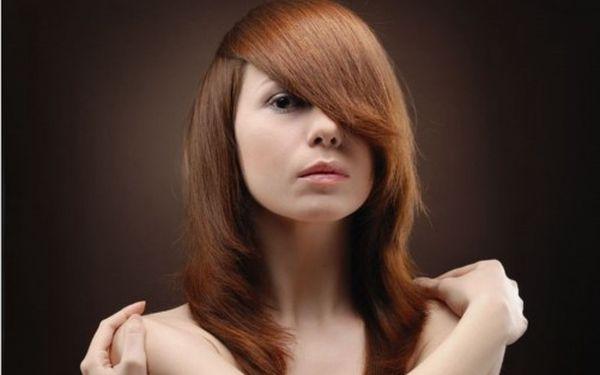 Vraťte vašim vlasům hedvábný a přirozený lesk! Ošetření přírodním keratinem keratin shot od firmy salerm včetně vyfoukání a konečné úpravy za 700 kč ve studiu in.